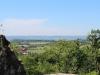 Blick von der Burgruine Ebersburg