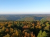 Panoramablick vom Poppenbergturm bei Ilfeld