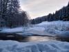 Brandesbachtal bei eisigen Temperaturen