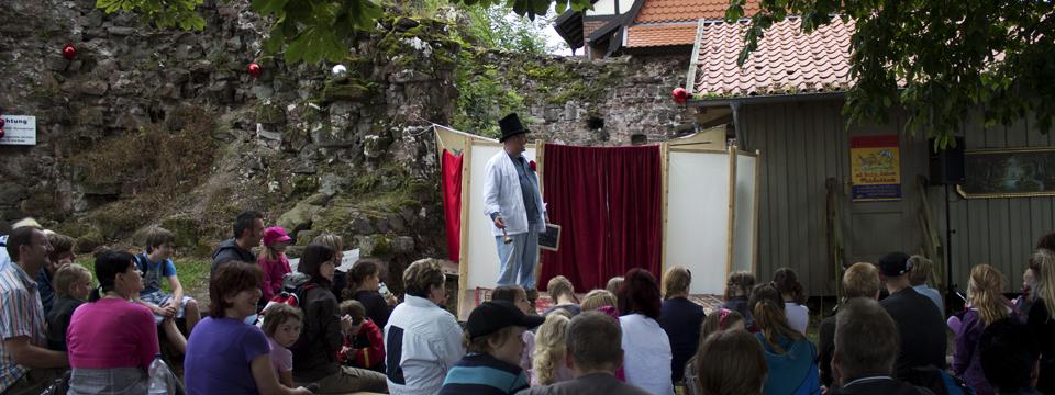 Veranstaltungen im Naturpark Südharz