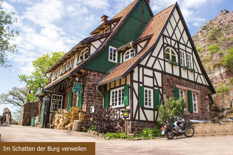 Burggasthof Hohnstein Neustadt