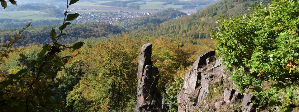 Falkenstein-Aussicht am Poppenberg